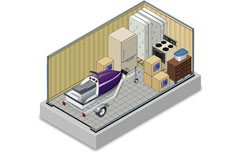 Self-Storage 8x20