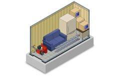 Self-Storage 4x8