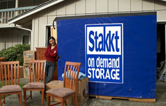5x8 portable storage unit